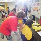 宇和島美容学校:くらしの電化祭