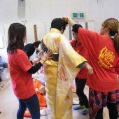 宇和島美容学校:美容ボランティア