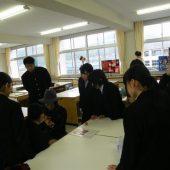 宇和島美容学校:体験授業