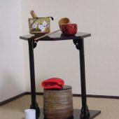 宇和島美容学校:卒業茶会