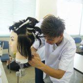 宇和島美容学校:通信生もがんばっています!