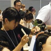 宇和島美容学校:コンテスト