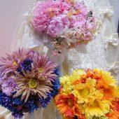 宇和島美容学校:ブログ:ラウンドブーケ