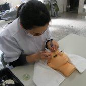 宇和島美容学校:まつ毛エクステンション