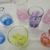 宇和島美容学校:ブログ:ガラスの作品