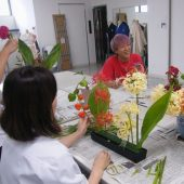 宇和島美容学校:今週の授業風景