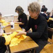 宇和島美容学校:ブログ:ボランティア