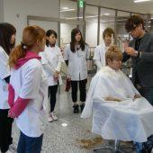 宇和島美容学校:ブログ:技術講習!