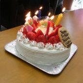 宇和島美容学校:ブログ:誕生会