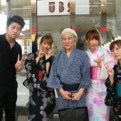 宇和島美容学校:ブログ:オープンキャンパス・土曜夜市