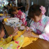 宇和島美容学校:ブログ:まつのゆかた祭り