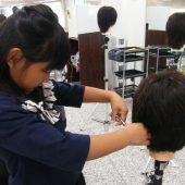 宇和島美容学校:ブログ:美容祭お礼