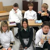宇和島美容学校:ブログ:卒業生!