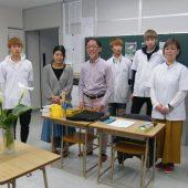 宇和島美容学校:ブログ:卒業生来校