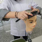 宇和島美容学校:入学式