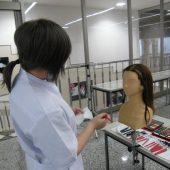 宇和島美容学校:学ぶ楽しさ